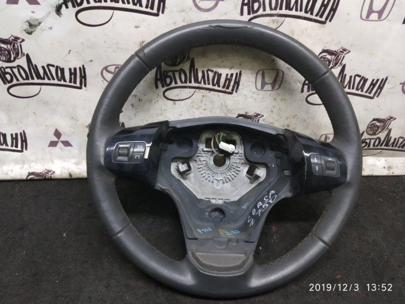 Руль Opel Corsa D Z14XEP 2007 (б/у)