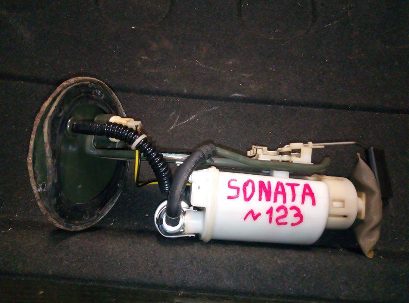 Топливный насос Hyundai Sonata 2.0 2006 (б/у)