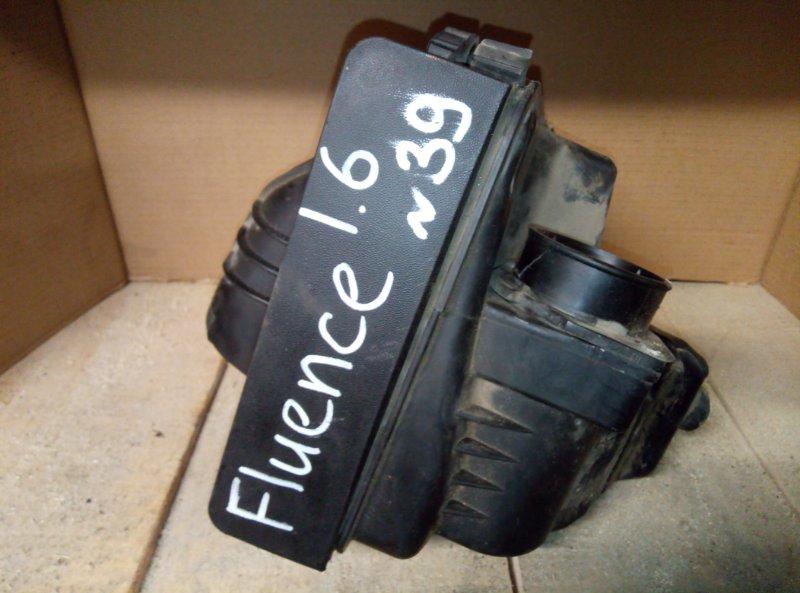 Корпус воздушного фильтра Renault Fluence 1.6 (б/у)