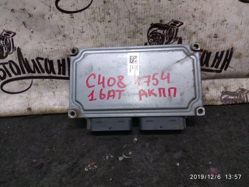 Блок управления акпп Citroen C4 ХЭТЧБЕК EP6 2010 (б/у)