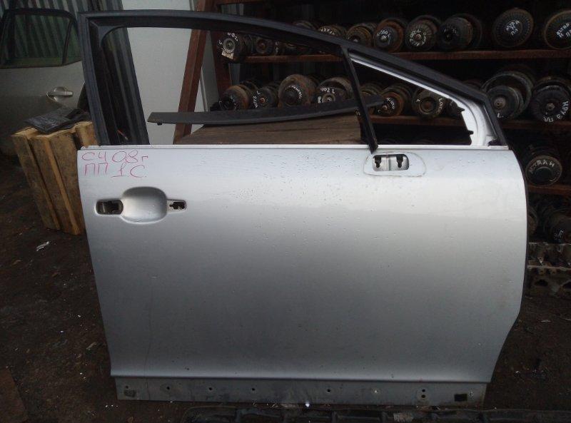 Дверь Citroen C4 ХЭТЧБЕК EP6 2010 передняя правая (б/у)