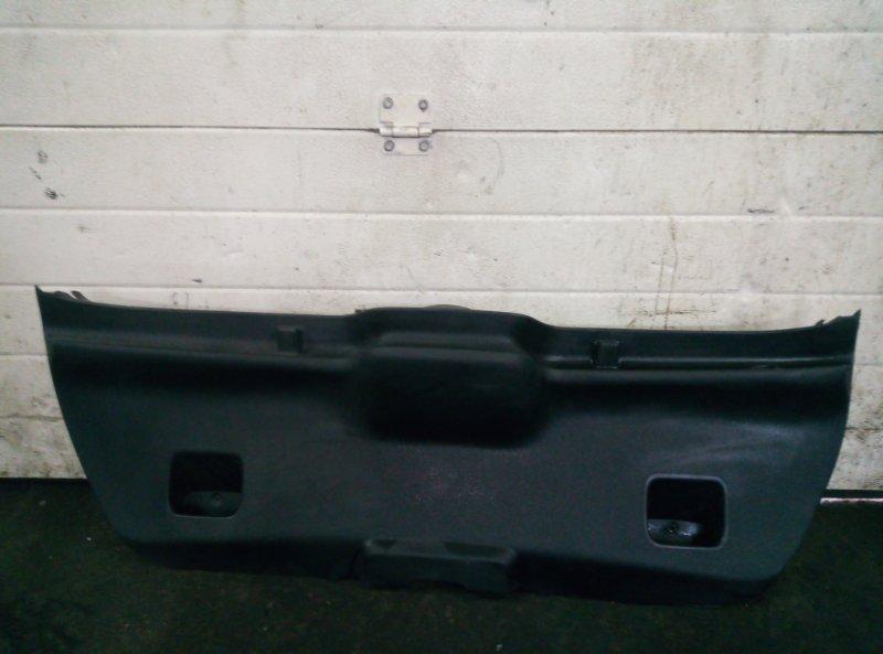 Обшивка крышки багажника Citroen C4 ХЭТЧБЕК EP6 2010 (б/у)