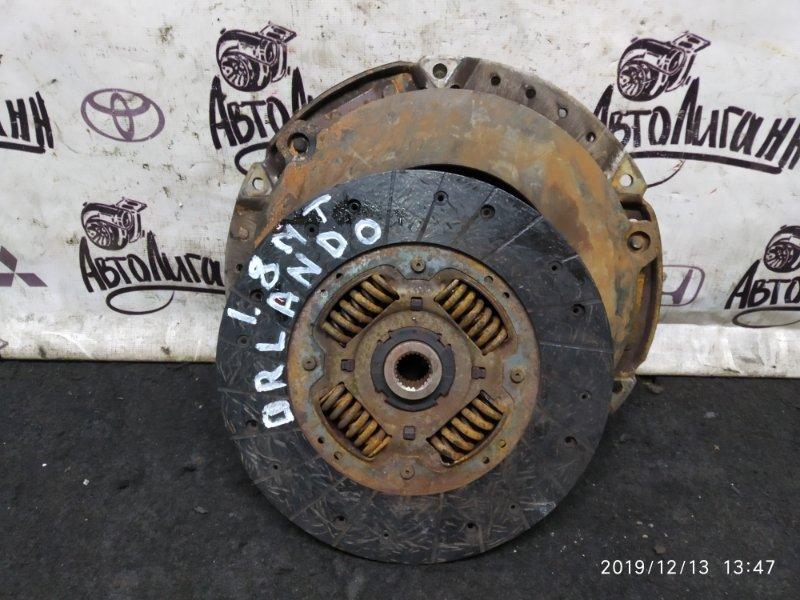Сцепление (комплект) Chevrolet Orlando 1.8 МТ (б/у)