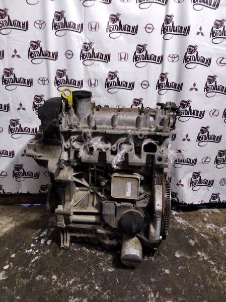 Двигатель Skoda Octavia A7 ЛИФТБЕК CWV 2017 (б/у)