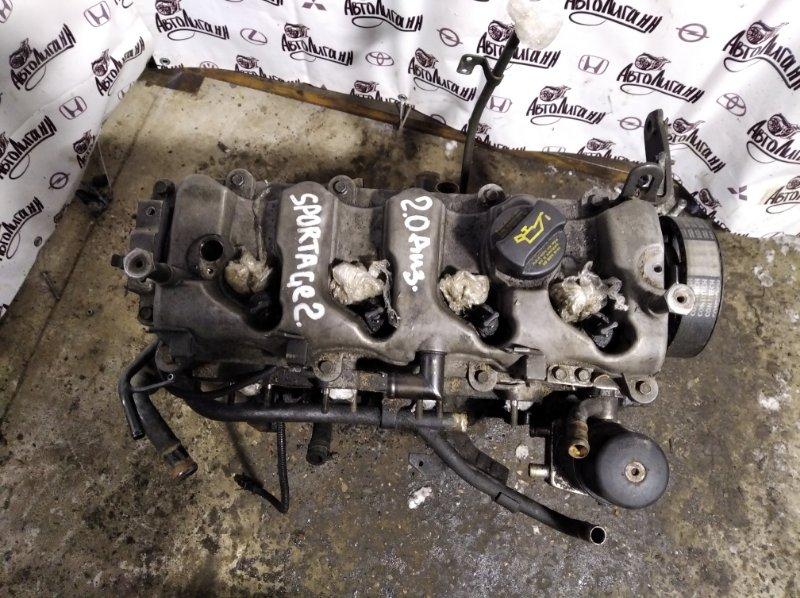 Двигатель Kia Sportage D4EA 2006 (б/у)