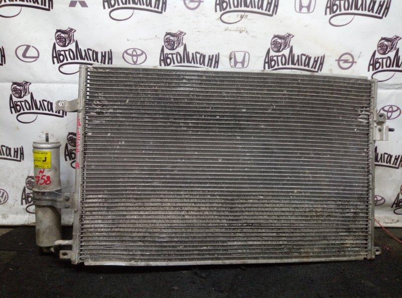 Радиатор кондиционера Chevrolet Lacetti ХЭТЧБЕК F14D3 2009 (б/у)
