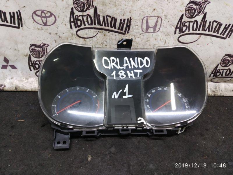 Щиток приборов Chevrolet Orlando 1.8 МТ 2012 (б/у)