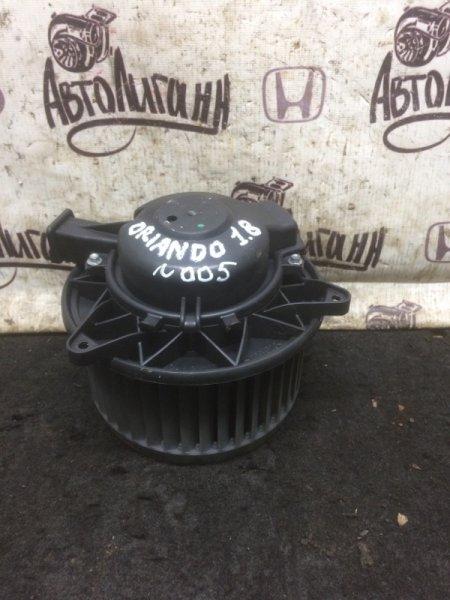 Моторчик печки Chevrolet Orlando 1.8 МТ 2012 (б/у)