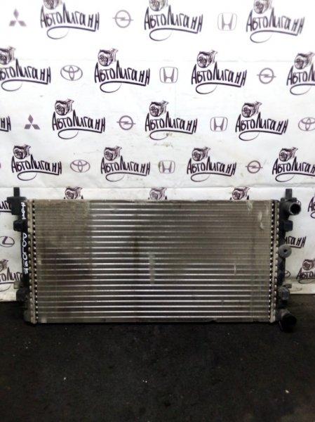 Радиатор охлаждения Volkswagen Polo СЕДАН CFN 2011 (б/у)