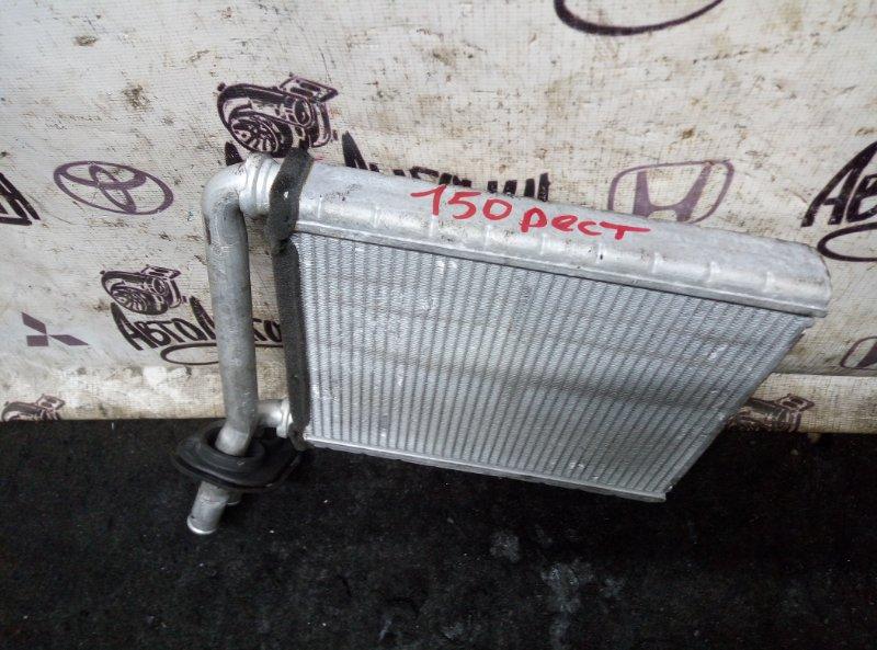 Радиатор печки Toyota Corolla 150 1ZR 2012 (б/у)