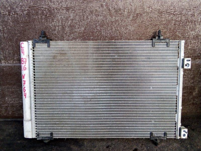 Радиатор кондиционера Citroen C4 B7 СЕДАН EP6 2014 (б/у)