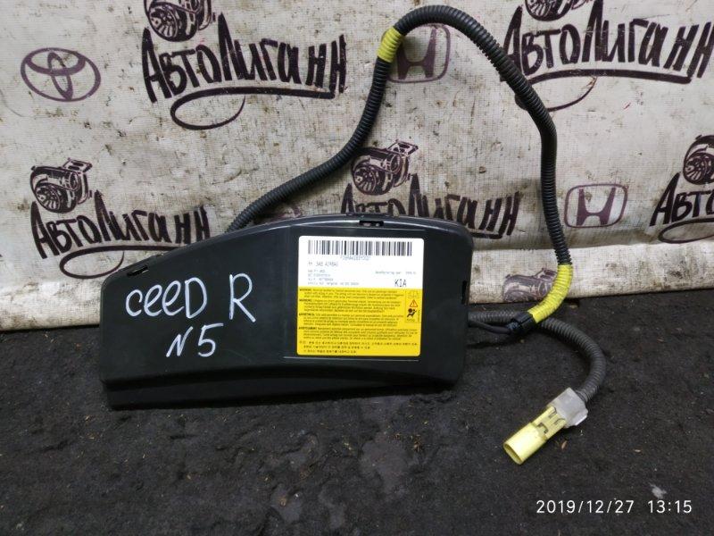 Подушка безопасности Kia Ceed 2011 правая (б/у)