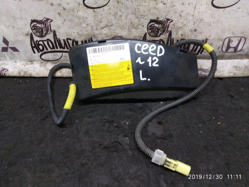 Подушка безопасности Kia Ceed 2010 левая (б/у)