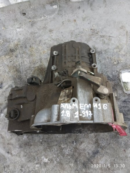 Мкпп Nissan Almera N16 1.8 (б/у)