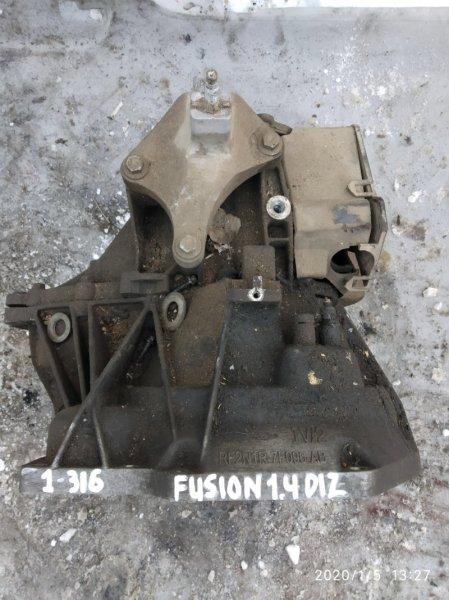 Мкпп Ford Fusion 1.4 МТ ДИЗЕЛЬ (б/у)