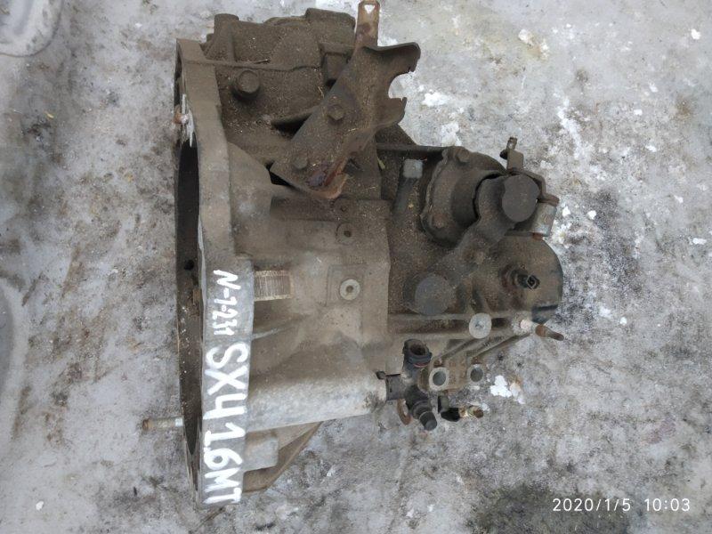 Мкпп Suzuki Sx 4 1.6 (б/у)