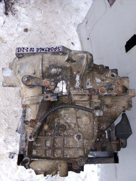 Мкпп Kia Sportage 2.0 2009 (б/у)