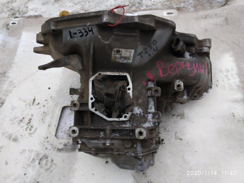 Мкпп Chevrolet Aveo T 250 1.4 (б/у)