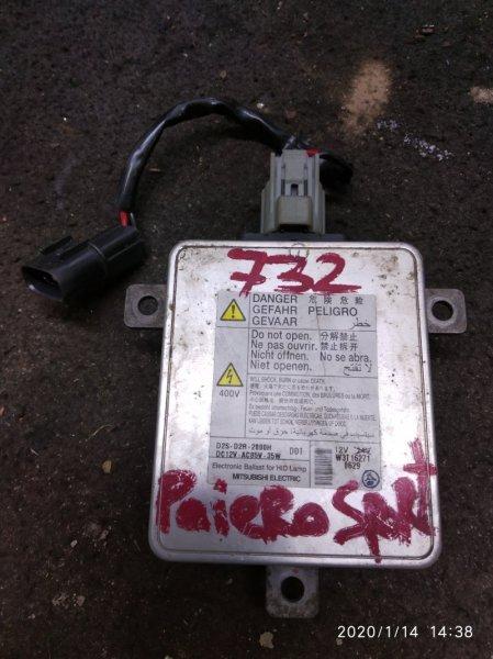 Блок розжига Mitsubishi Pajero Sport 2010 (б/у)