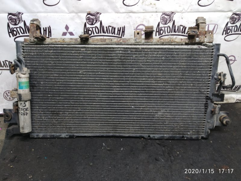 Радиатор кондиционера Great Wall Hover H5 GW4D20 2012 (б/у)