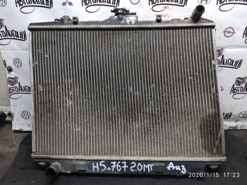 Радиатор охлаждения Great Wall Hover H5 GW4D20 2012 (б/у)
