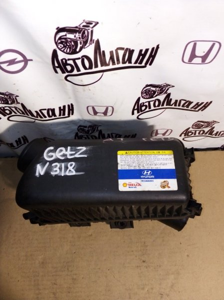 Корпус воздушного фильтра Hyundai Getz (б/у)