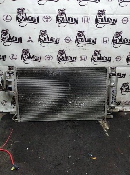 Радиатор кондиционера Kia Sportage G4GC 2010 (б/у)