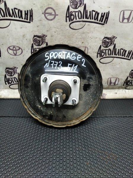 Вакуумный усилитель тормозов (вут) Kia Sportage G4GC 2010 (б/у)