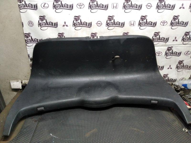 Обшивка крышки багажника Skoda Octavia A5 ЛИФТБЭК (б/у)
