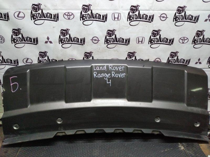 Спойлер бампера Land Rover Range Rover 4 2015 передний (б/у)