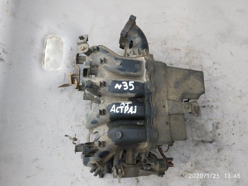 Коллектор впускной Opel Astra J 1.6 (б/у)