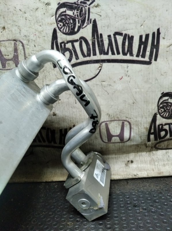 Испаритель кондиционера Renault Logan K4MA690 2012 (б/у)