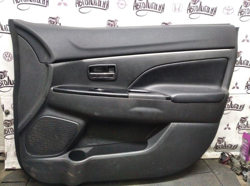 Обшивка двери Peugeot 4008 (б/у)