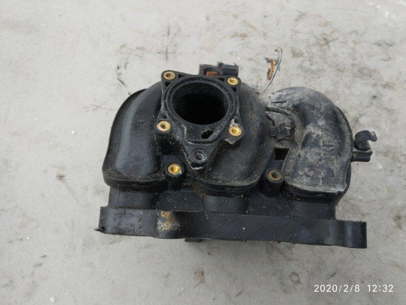 Коллектор впускной Peugeot 107 1.0 (б/у)