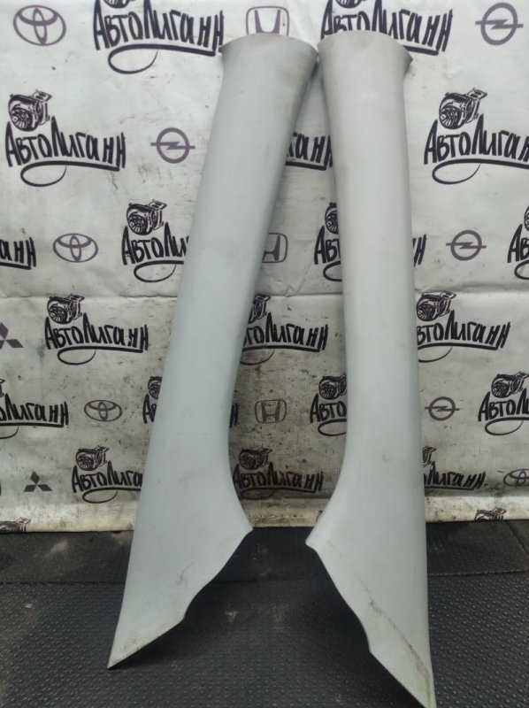Обшивка стойки лобового стекла Volkswagen Polo СЕДАН BTS 2010 (б/у)