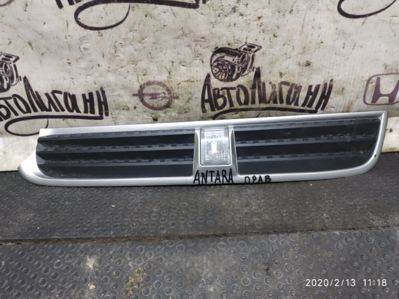 Повторитель на крыло Opel Antara LE9 2013 передний правый (б/у)