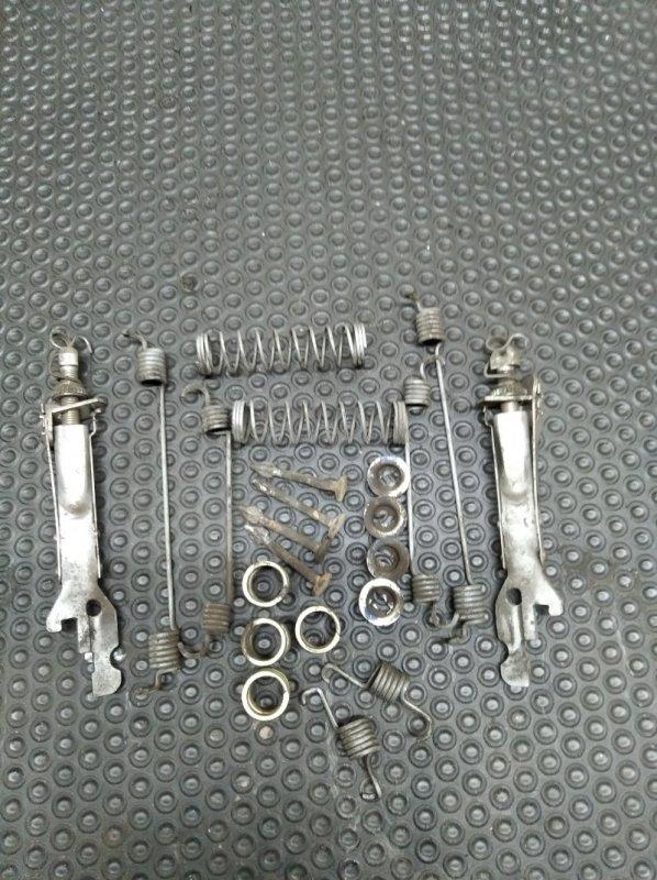 Механизм ручного тормоза Citroen C-Elysee TU5 2013 (б/у)