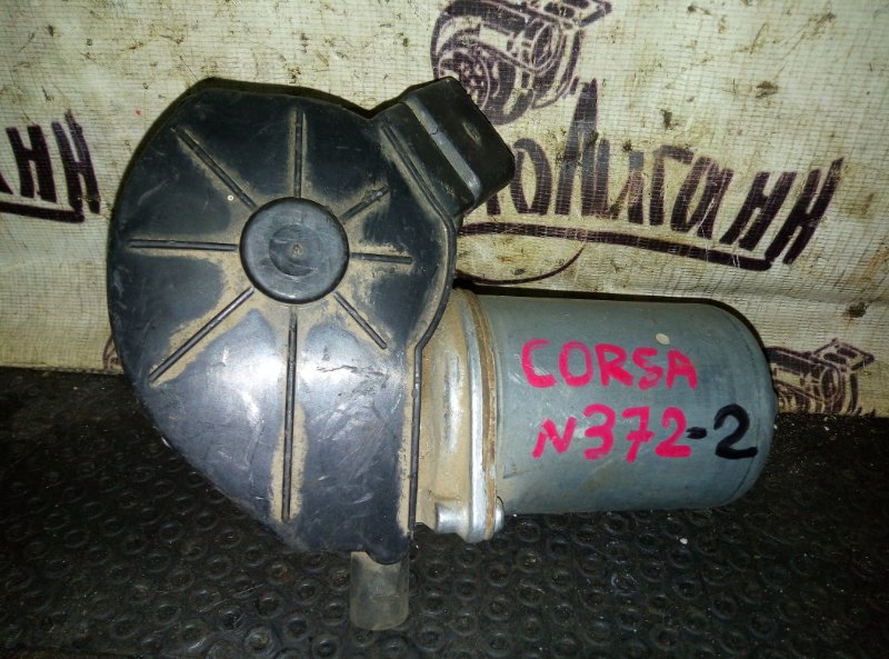 Мотор дворников Opel Corsa D передний (б/у)