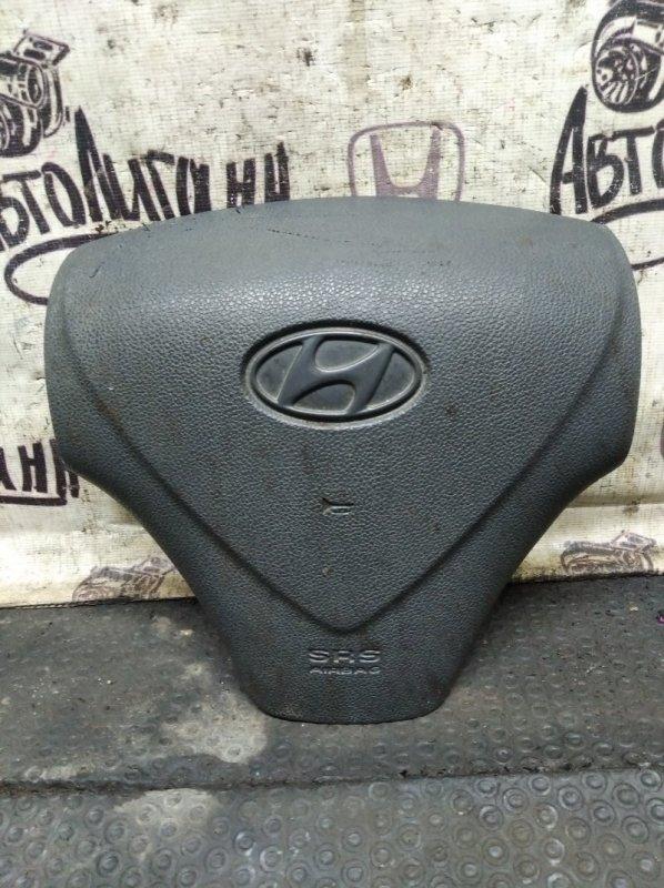 Подушка в руль Hyundai Getz G4EE 2010 (б/у)