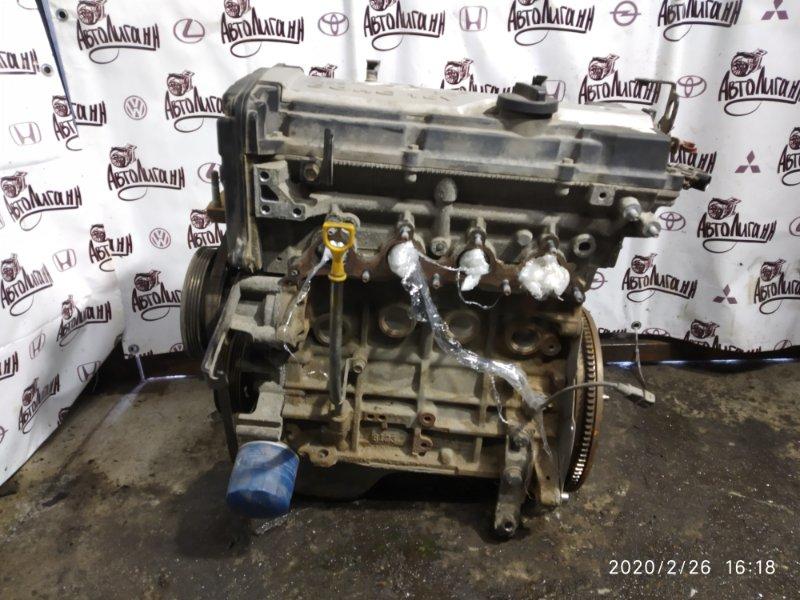 Двигатель Hyundai Accent G4EC 2011 (б/у)