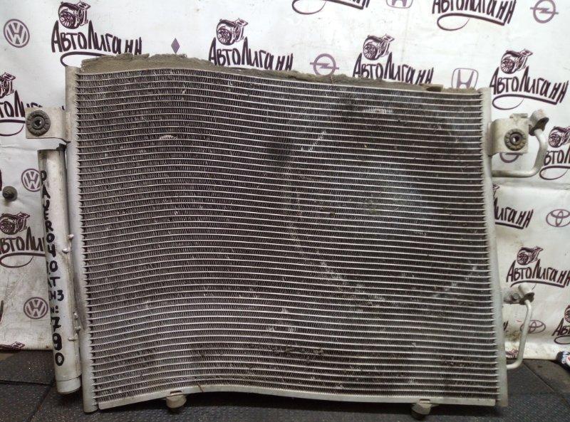 Радиатор кондиционера Mitsubishi Pajero 4 6G72 2011 (б/у)