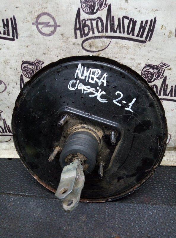Вакуумный усилитель тормозов (вут) Nissan Almera Classic 2008 (б/у)