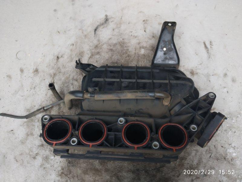 Коллектор впускной Honda Accord 8 2.4 (б/у)