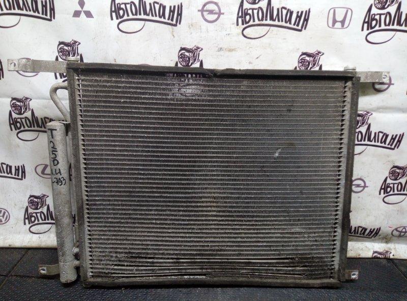 Радиатор кондиционера Chevrolet Aveo T 250 F14D4 2010 (б/у)