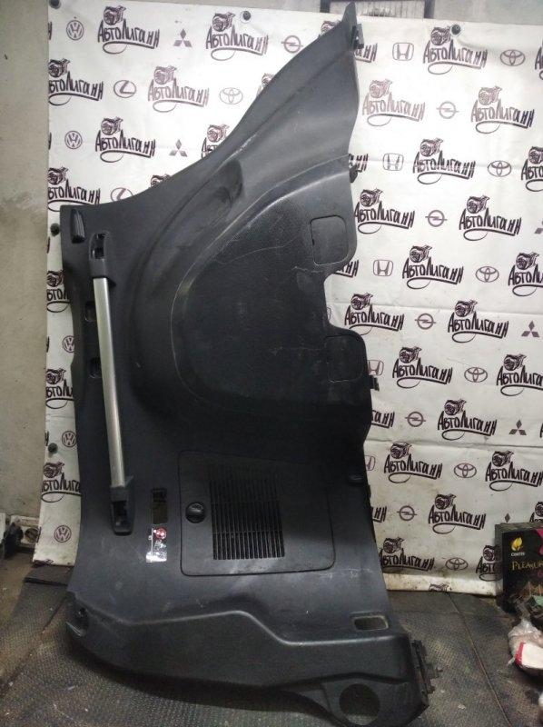 Обшивка багажника Citroen C-Crosser 4B12 2010 задняя левая (б/у)