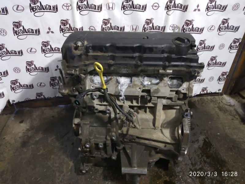 Двигатель Citroen C-Crosser 4B12 2010 (б/у)