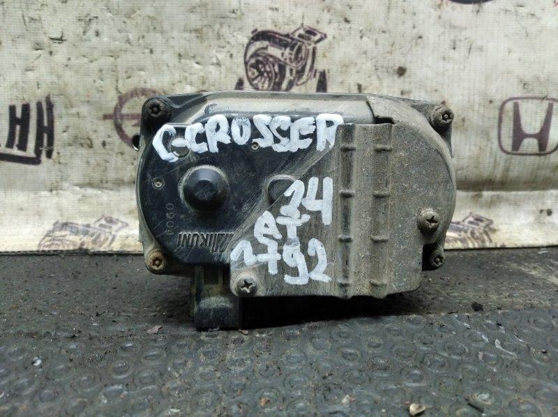 Дросельная заслонка Citroen C-Crosser 4B12 2010 (б/у)