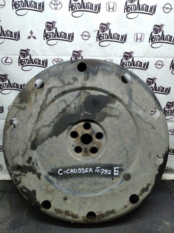Кожух запасного колеса Citroen C-Crosser 4B12 2010 (б/у)