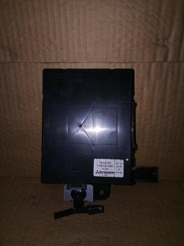 Блок управления климат-контролем Citroen C-Crosser 4B12 2010 (б/у)