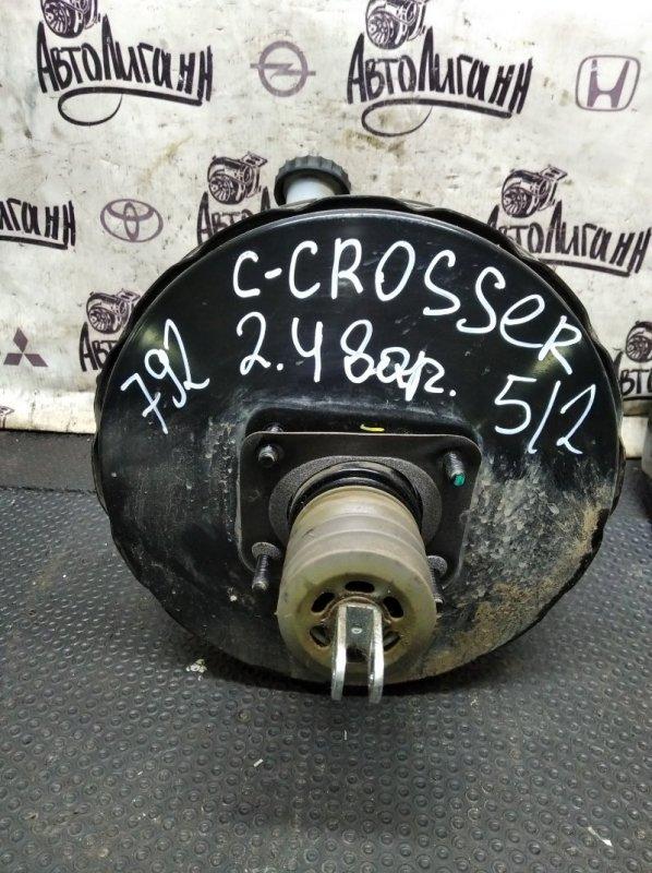 Вакуумный усилитель тормозов (вут) Citroen C-Crosser 4B12 2010 (б/у)